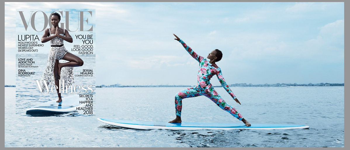 Lupita Nyong'o stand up paddle yoga Vogue Magazine Cover.jpg
