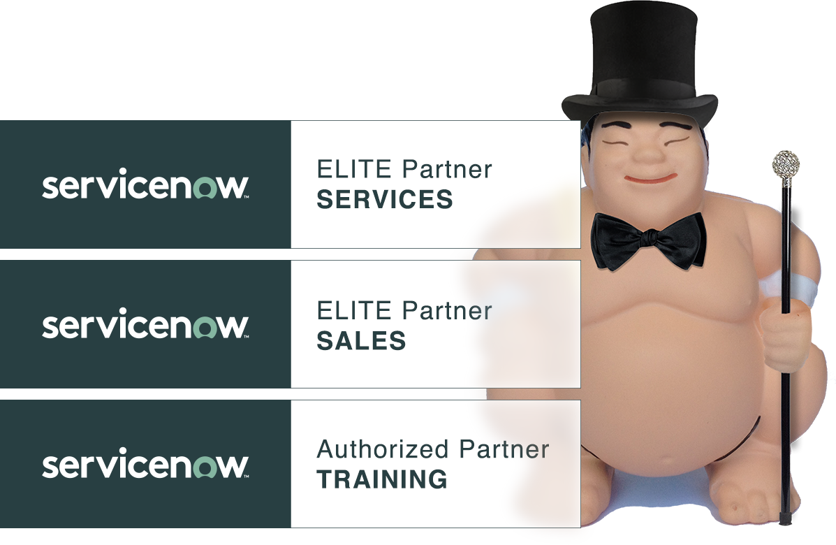 SuMO is the first and only Canadian-owned company to achieve ServiceNow ELITE PARTNER status for both Services & Sales and AUTHORIZED TRAINING PARTNER status