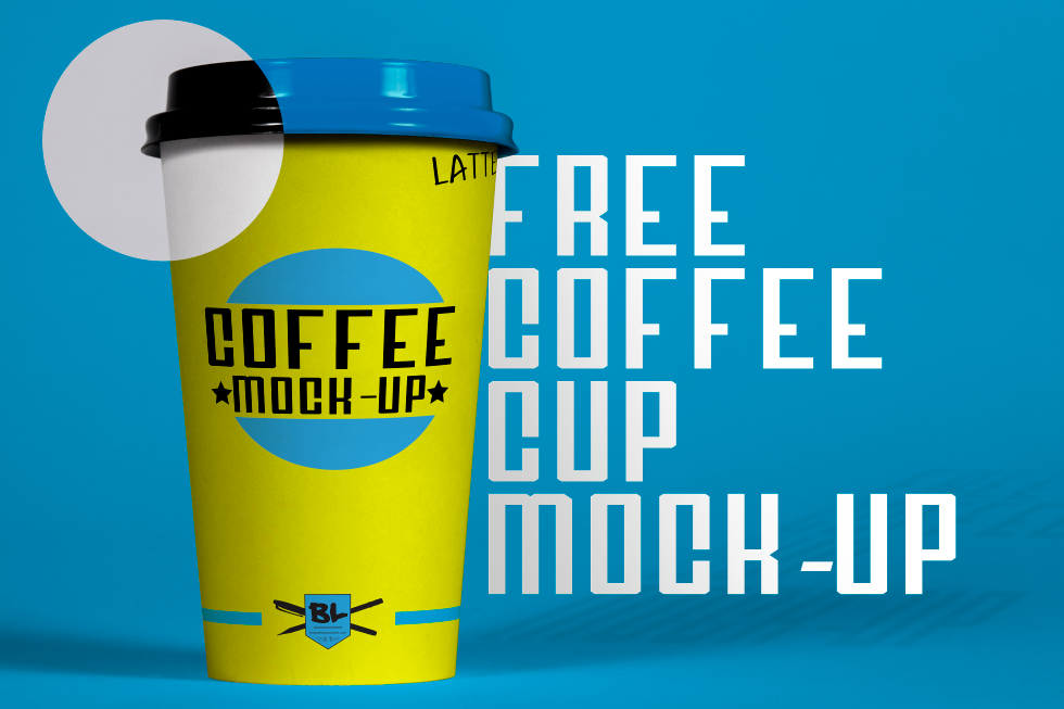 Free Coffee Cup Mock-Up
