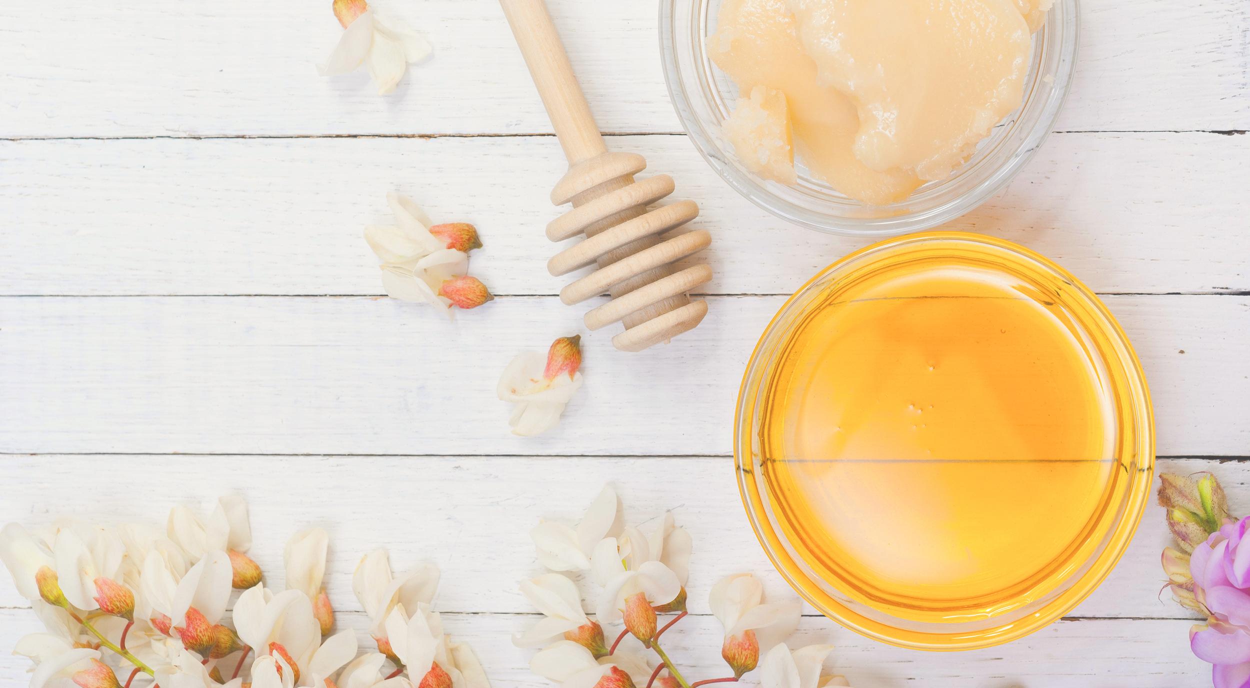 Robinia honey