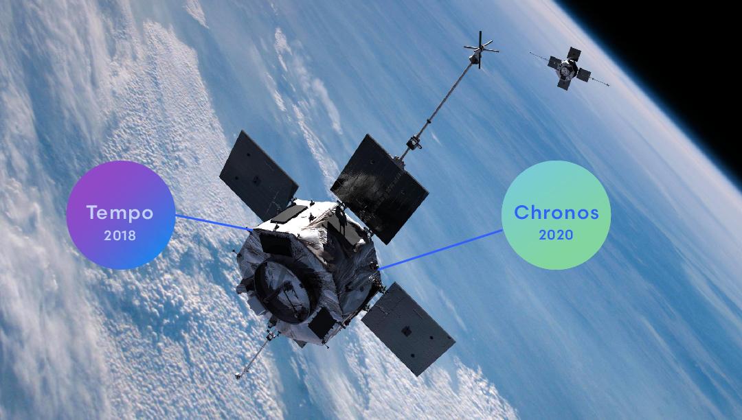 NASA releases Tempo and Chronos