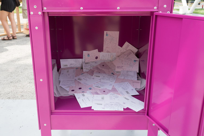 Transition Habitats Mailbox