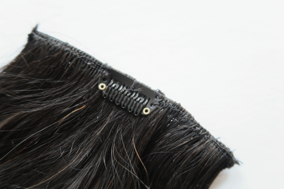BACK SIDE- NEWLY SEWN IN 1 CLIP