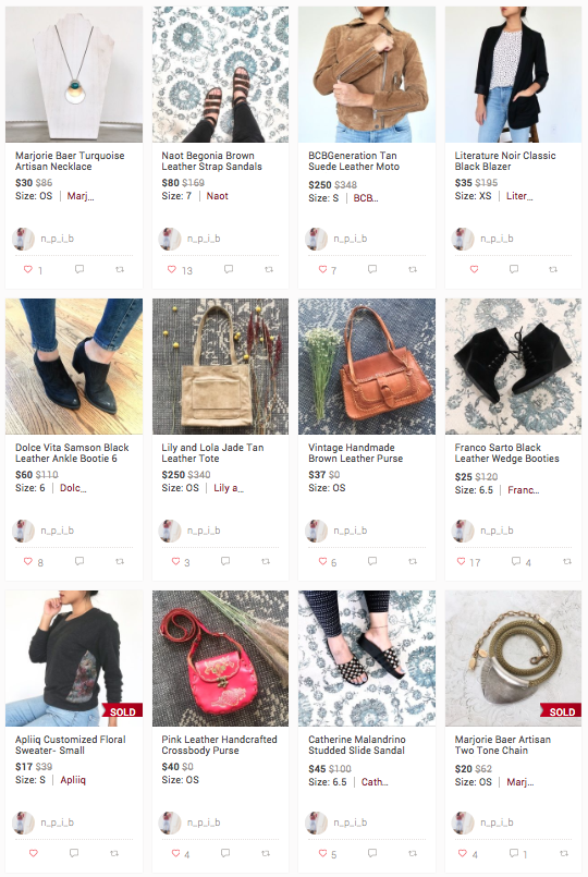 creating style and brand to your poshmark images