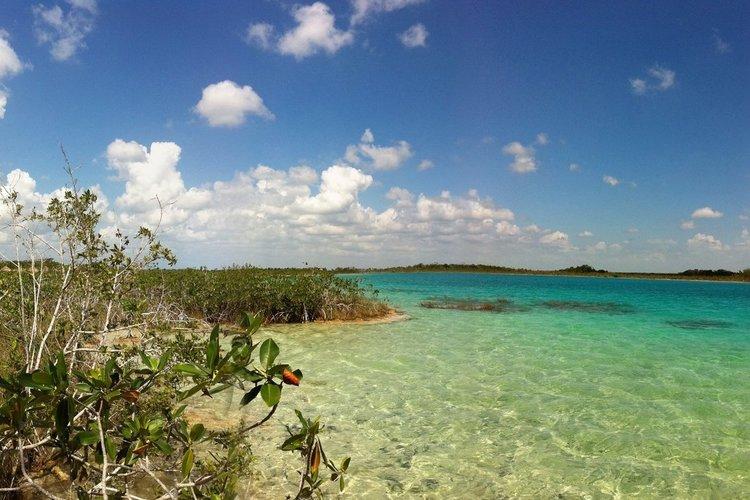 Laguna Bacalar - Quintana Roo, Mexico
