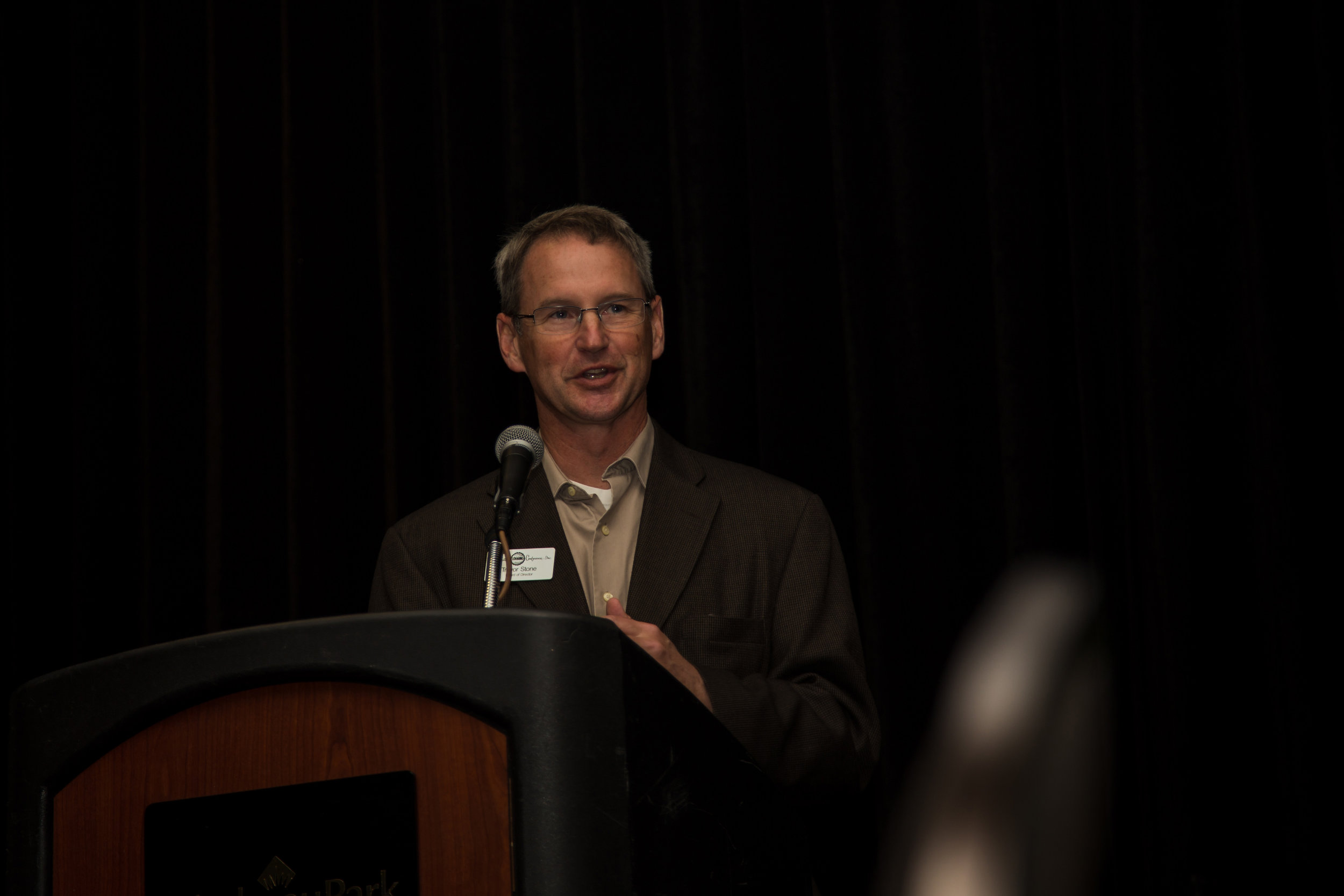 Trevor Stone ILC President