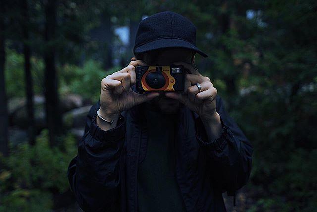 Camera of choice.