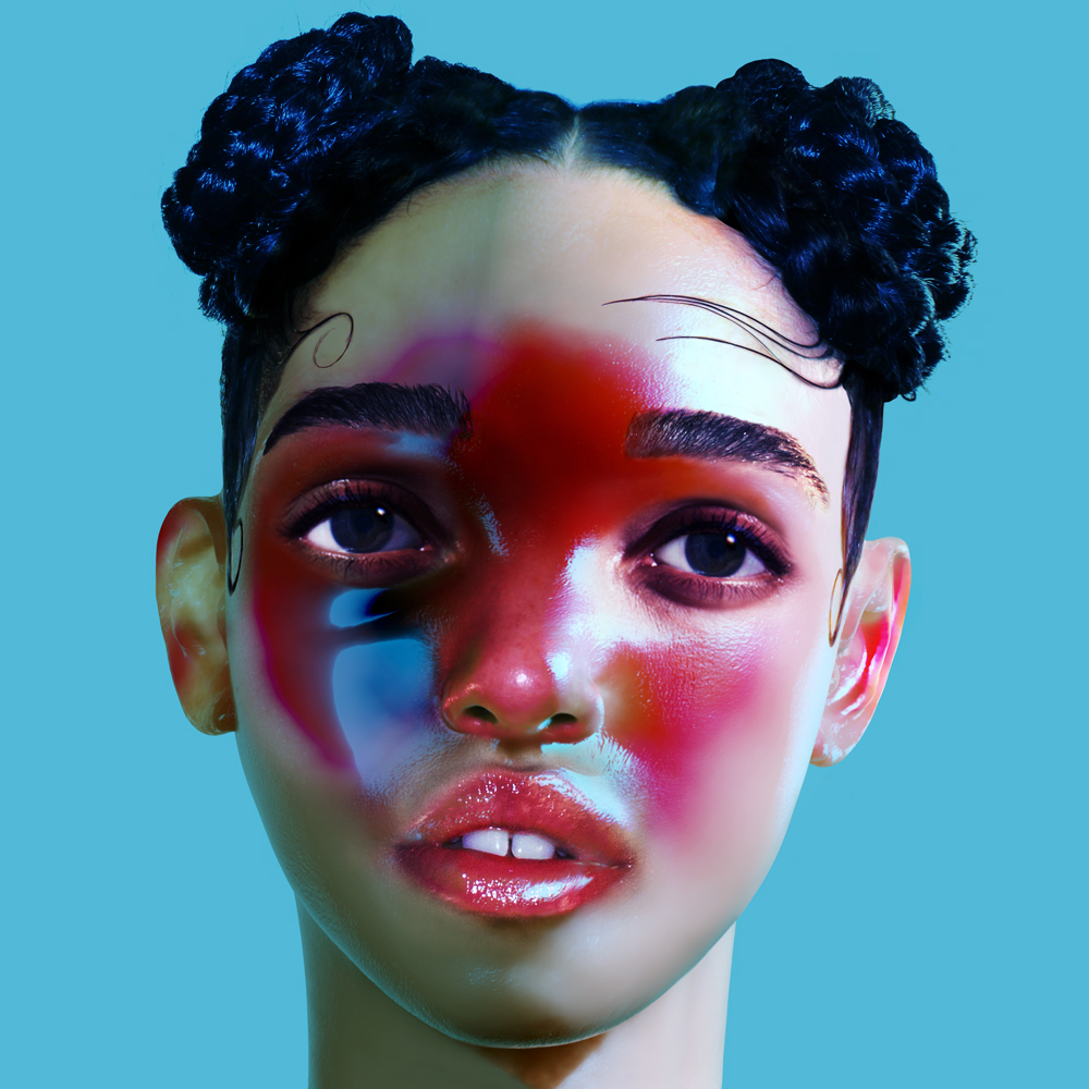 """FKA twigs // LP1    I saw FKA twigs this past November at a show where everyone was on their cell phone. twigs, who first became famous through appearing as a backup dancer in pop videos for stars such as Jessie J and Ed Sheeran, did not dance. Instead, she stood relatively still, and, while initially underwhelmed, I realized that this may be what her music calls for–standing at attention without distraction, allowing each song the space it needs to cut across the crowd. """"A saucy temptress with a knack for watery synths,"""" twigs' music is voluminously sparse–each note and word seems separated by a breath, but there is no room for more sound. During the show I was unsure of how to respond to tracks like """"Video Girl"""" and """"Numbers"""" (try to dance? Nod my head? Grab the phone away from the guy who was scrolling through photos he had just taken?), so instead I, along with those around me, stood half-frozen and slightly swaying, entire bodies trapped in a state of limitas that the music creates.  Listen:  """"Video Girl"""""""