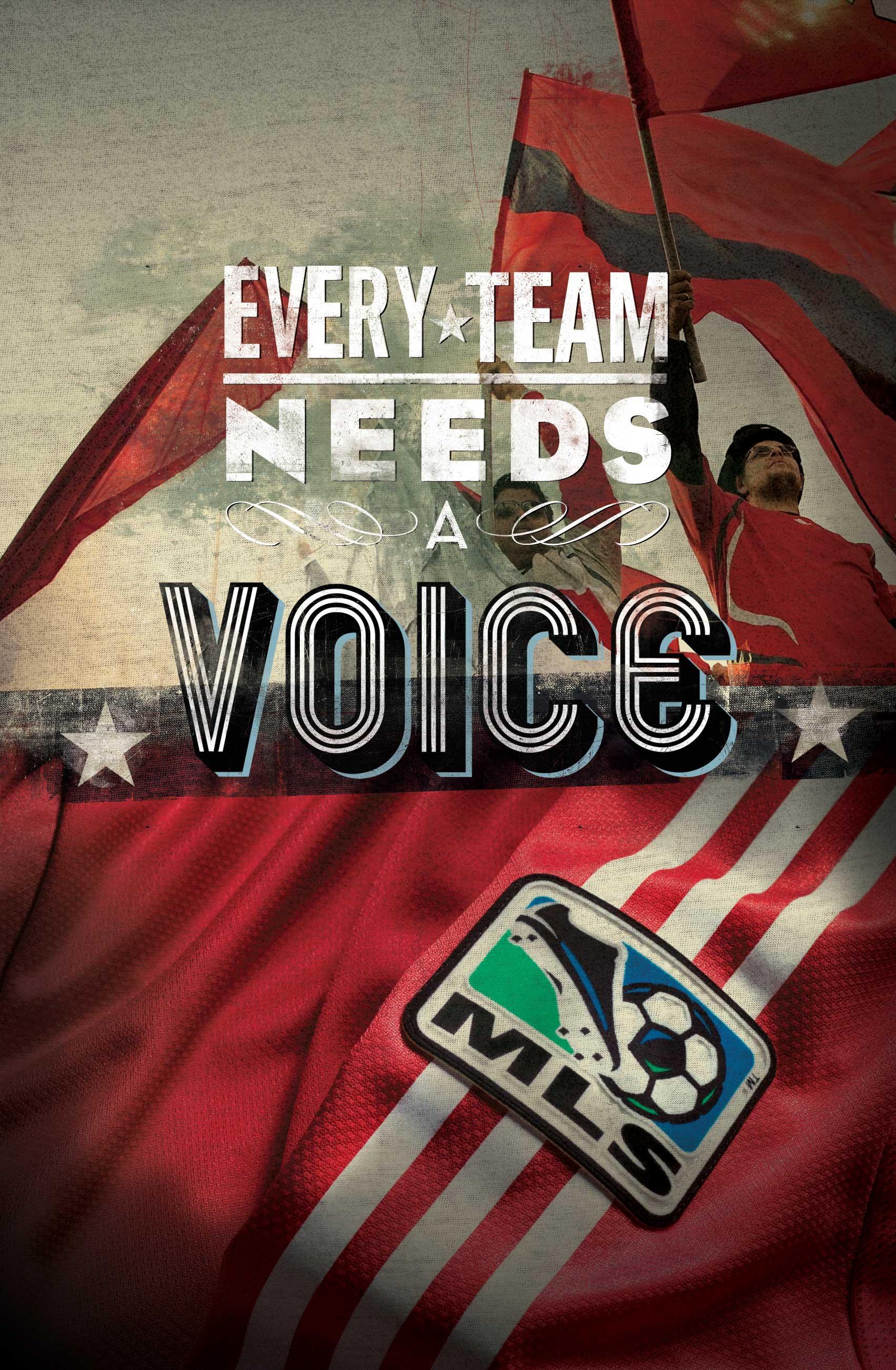 adidas MLS Campaign