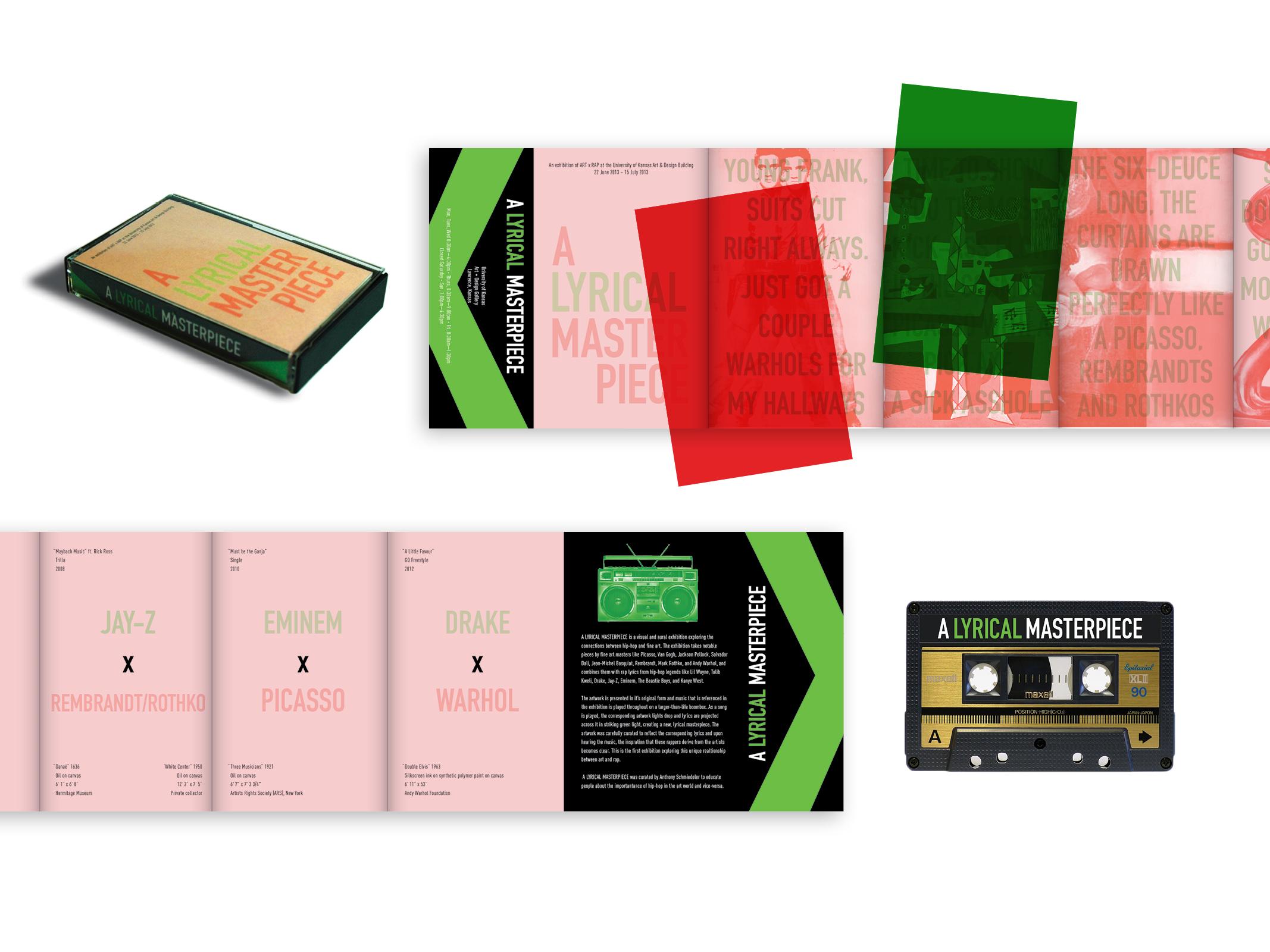 Brochure/Mixtape