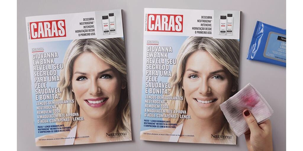 Brazilian Neutrogena Ad Lets You Wipe the Lipstick Right Off This Actress's Face