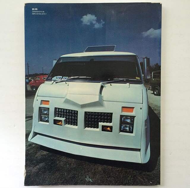 The Vans And The Truckin' Life book