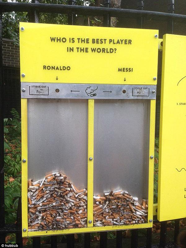 Brilliant Designs to Reduce London's Street Litter