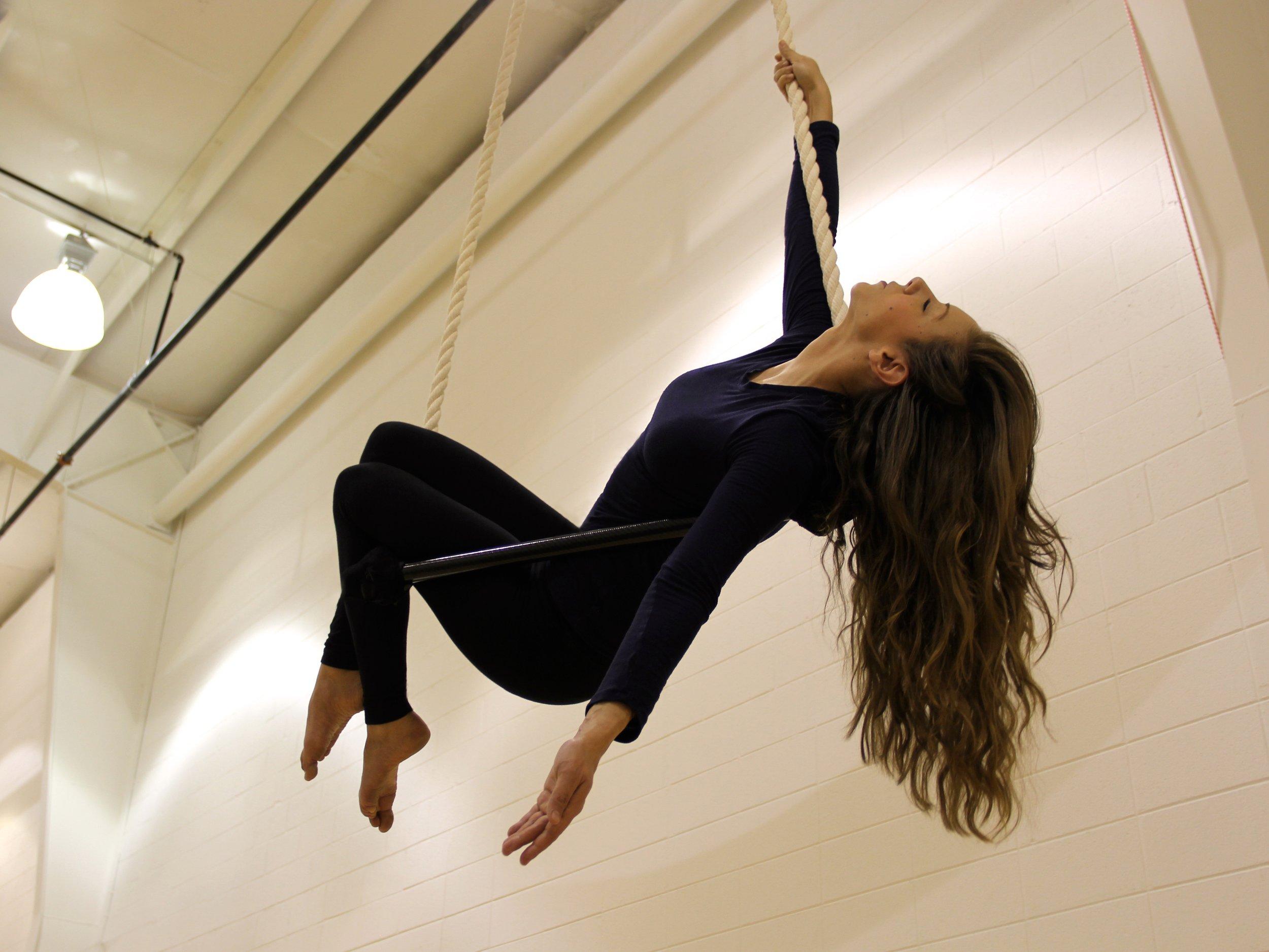 Jen Keehn | Dance Trapeze