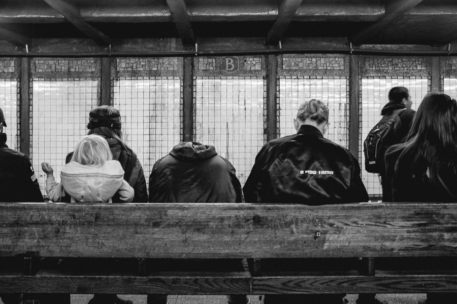 NYC Subway, 2015