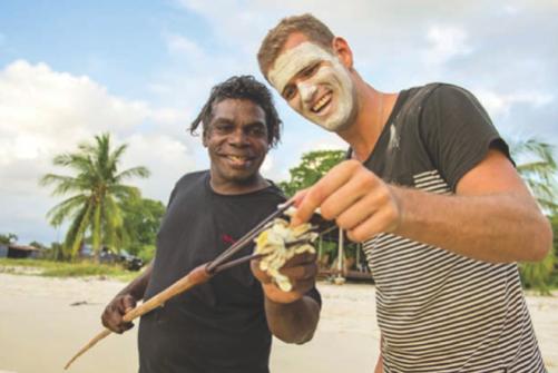 Lirrwi Tourism Mud Crab