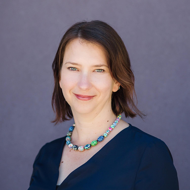 Elizabeth Stark, Managing Director of Symbolix.