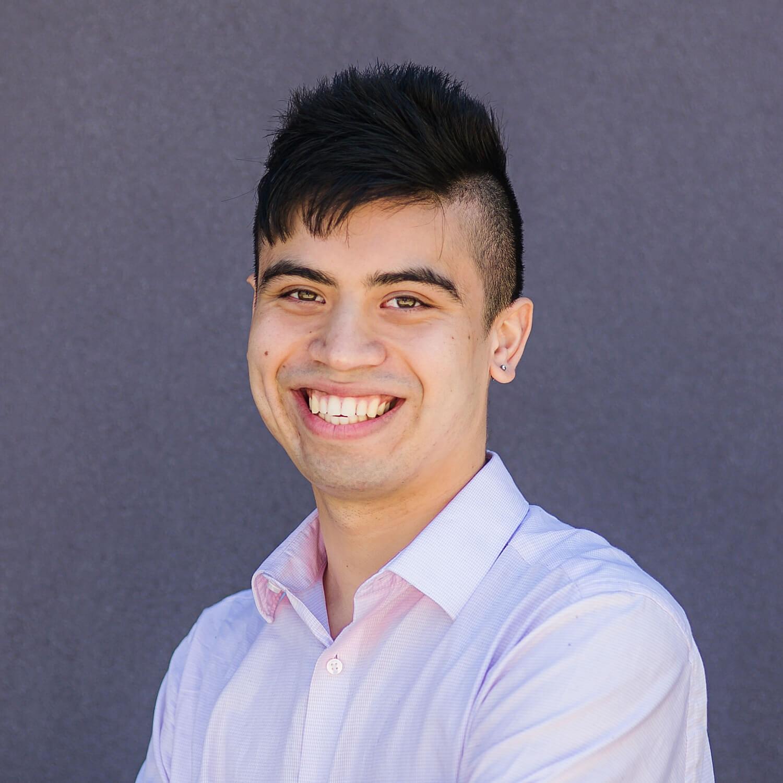 Alex Jackson, Graduate Consulting Analyst at Symbolix.