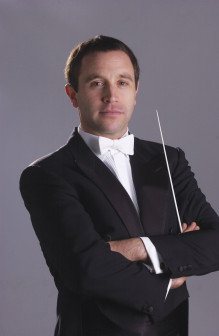 Guest conductor Mark Wigglesworth