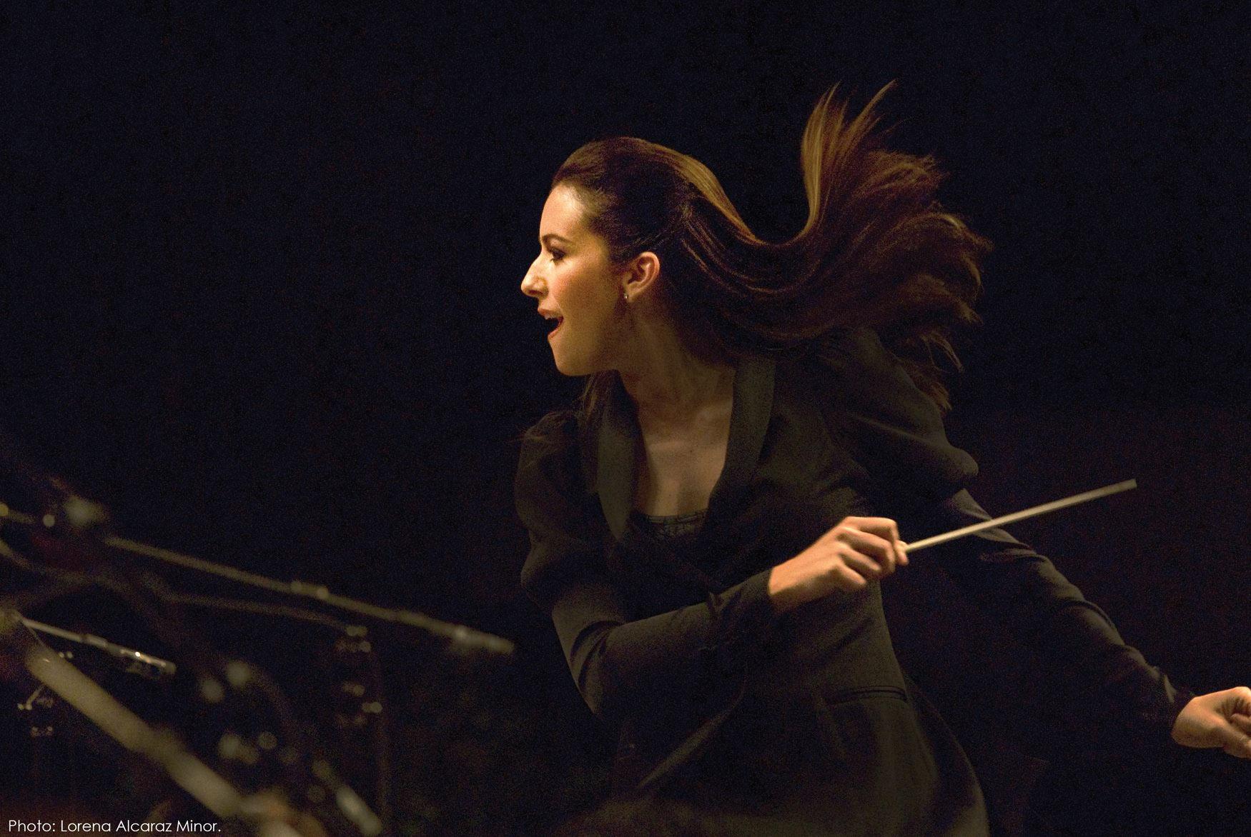Guest Conductor Alondra de la Parra