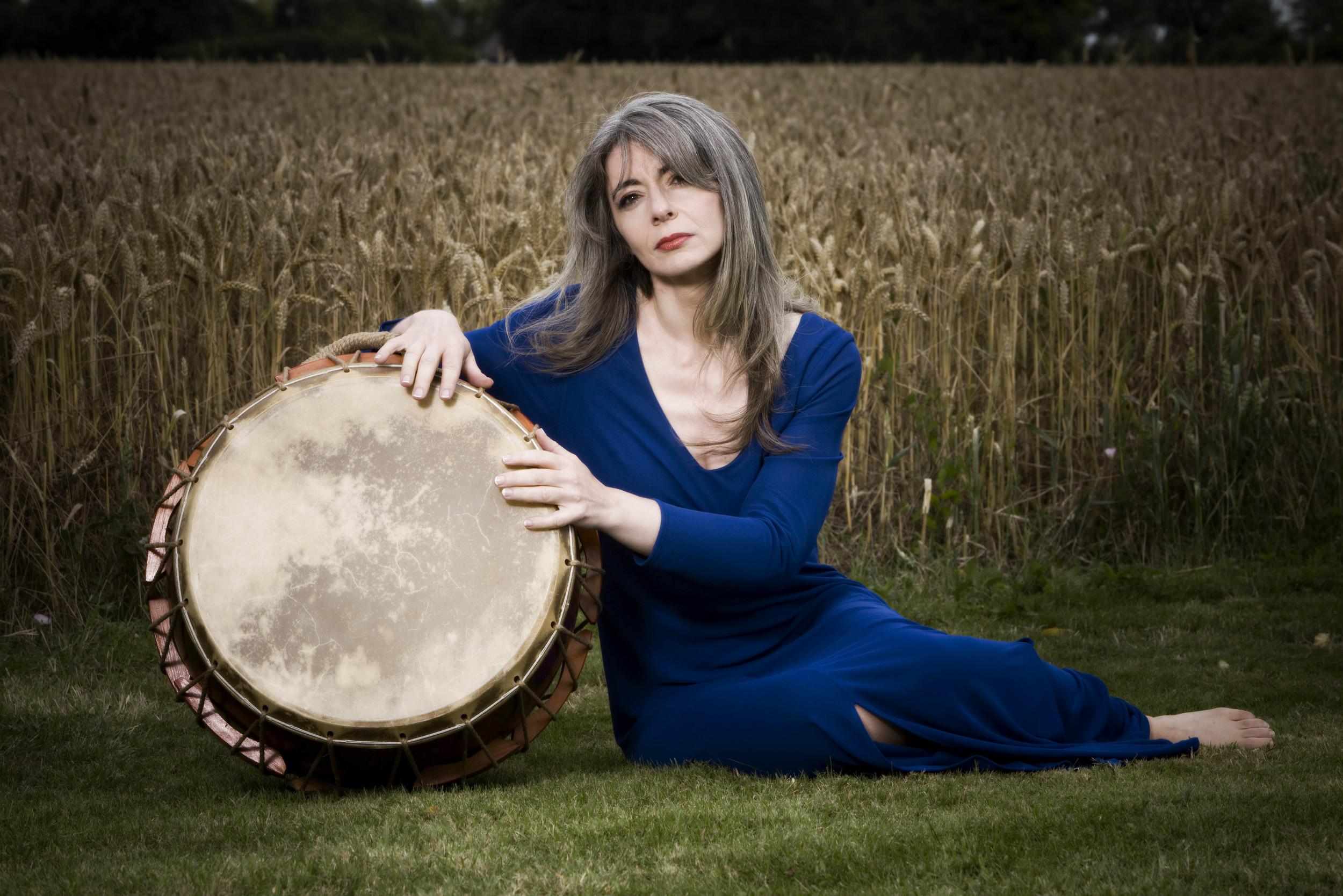 Dame Evelyn Glennie, percussion