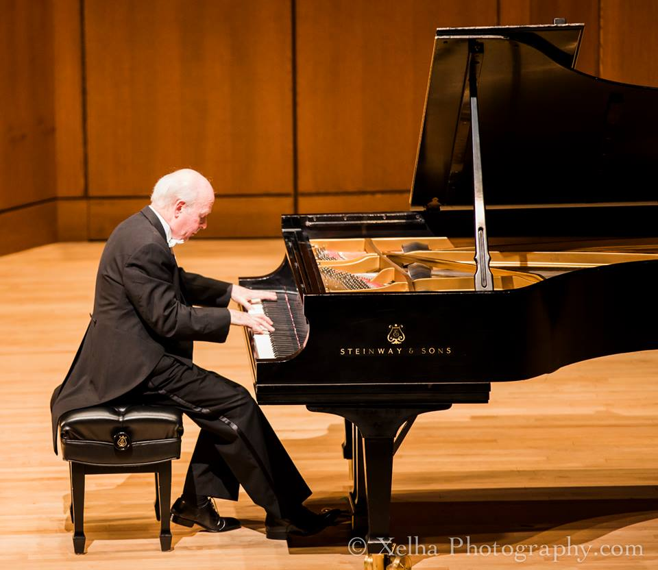 Jorge Federico Osorio, piano