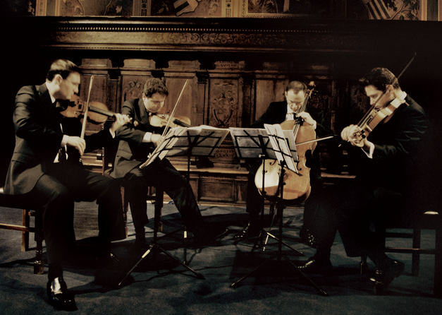 Jerusalem String Quartet (Photo by  Felix Broede)