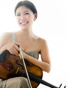 Hsin-Yun Huang, viola