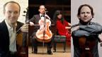 Pianist Wu Han and Cellist David Finkel