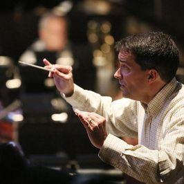 Conductor Jacques Lacombe