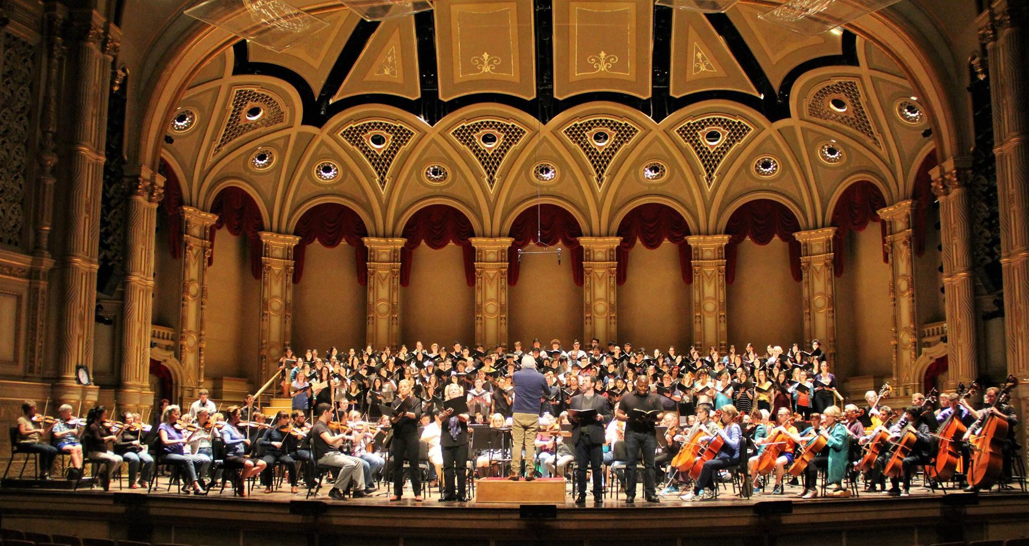 Photos courtesy of Vancouver Symphony
