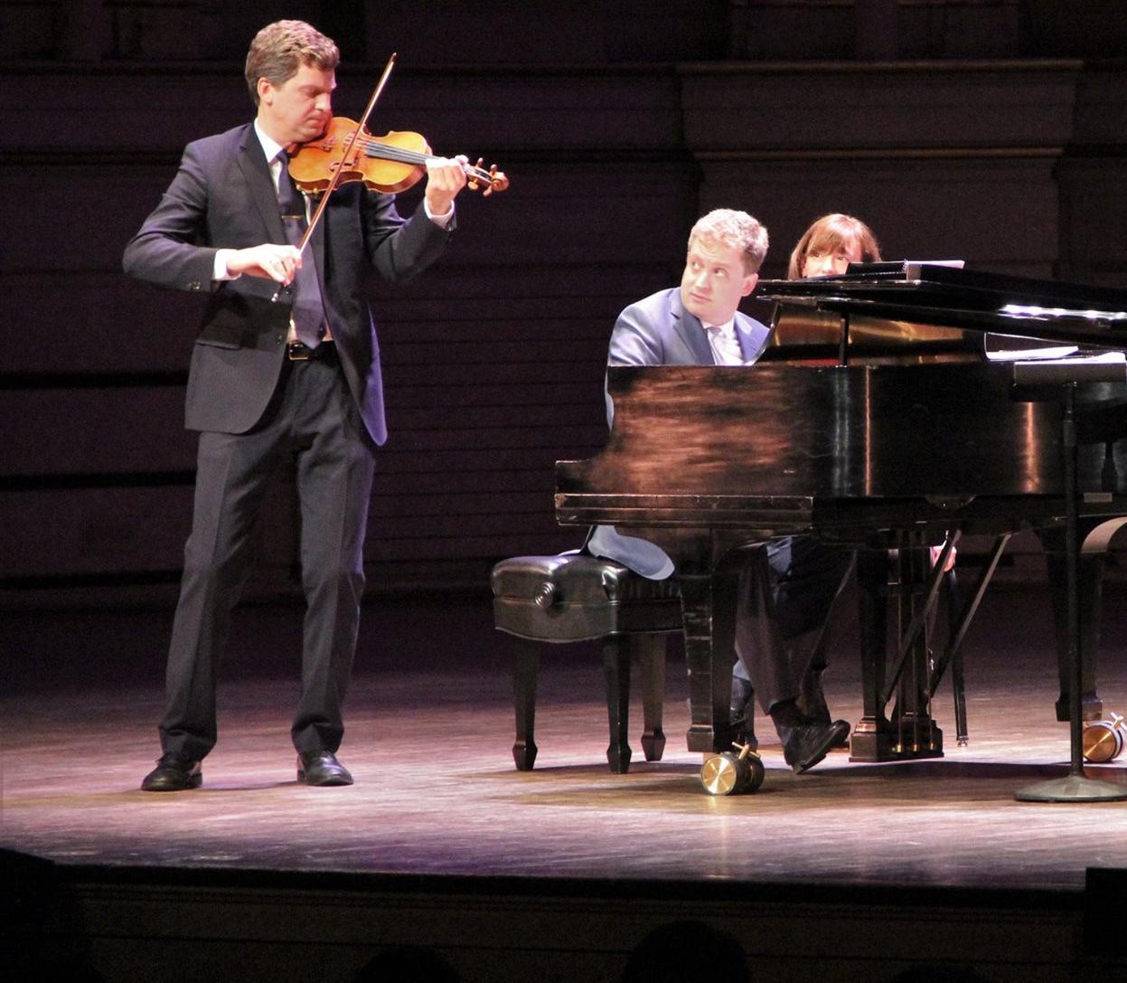 Photos courtesy of Vancouver Symphony.