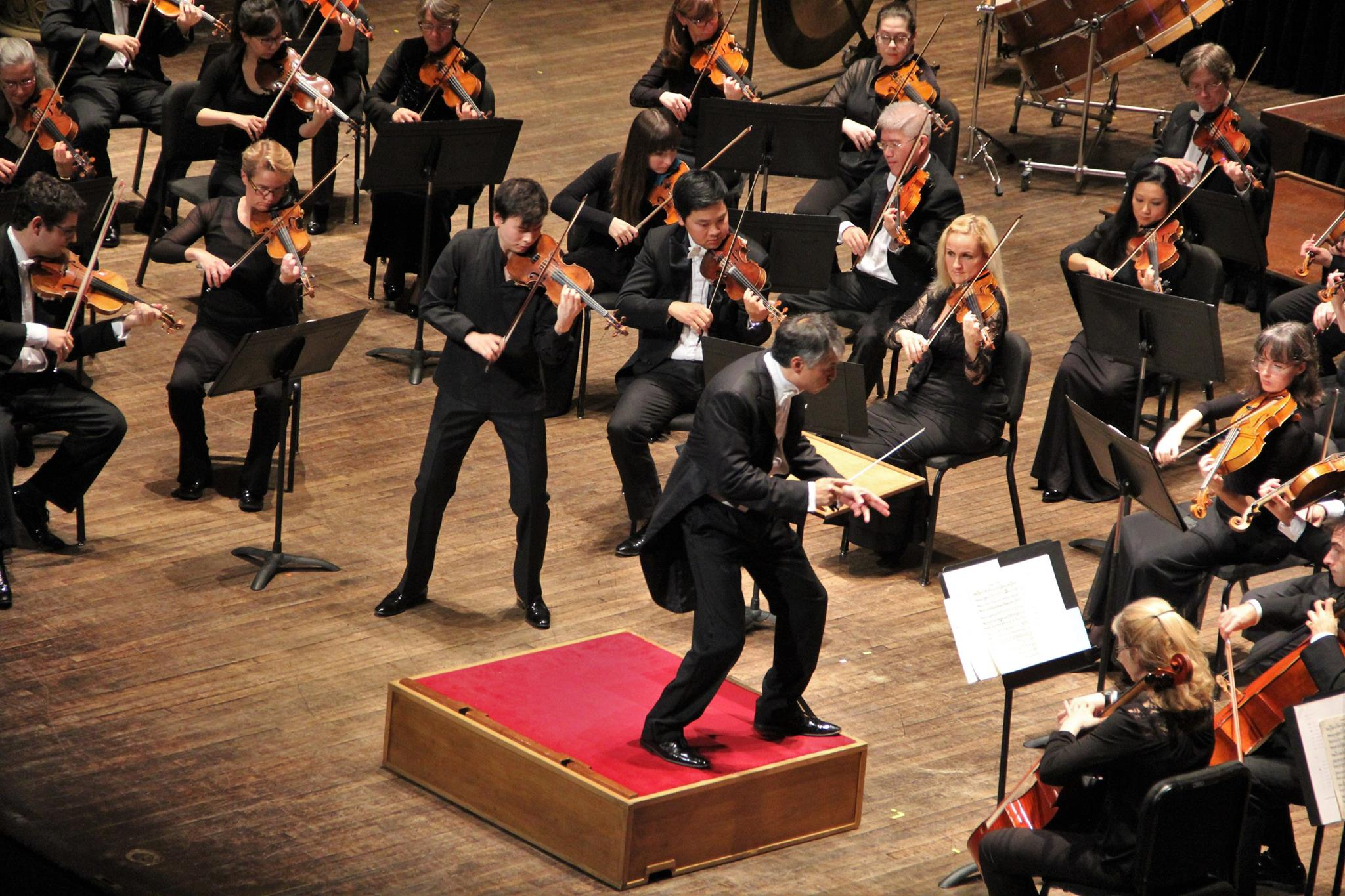 Photos Courtesy of Vancouver Symphony Orchestra