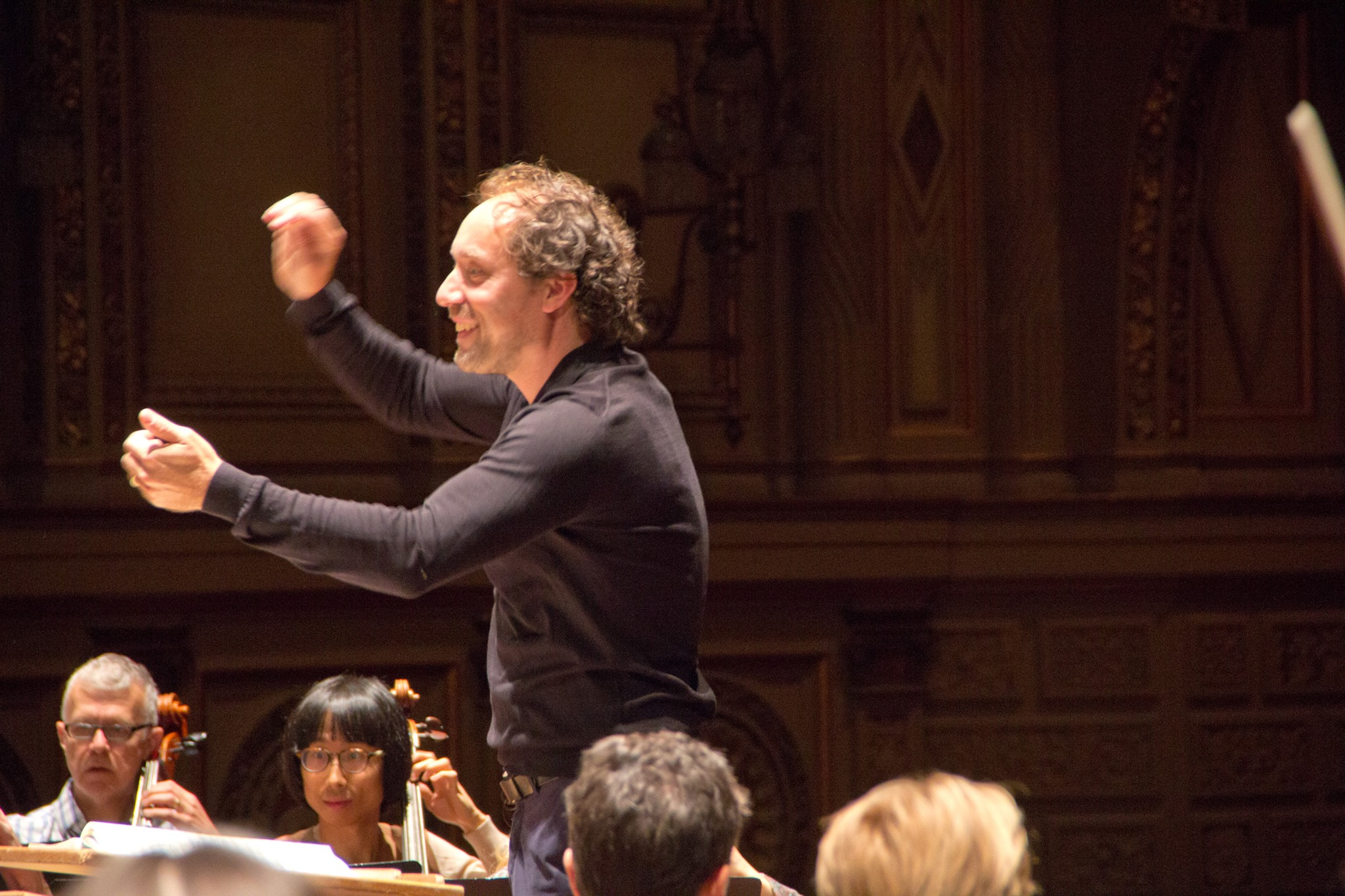 All photos courtesy of Vancouver Symphony