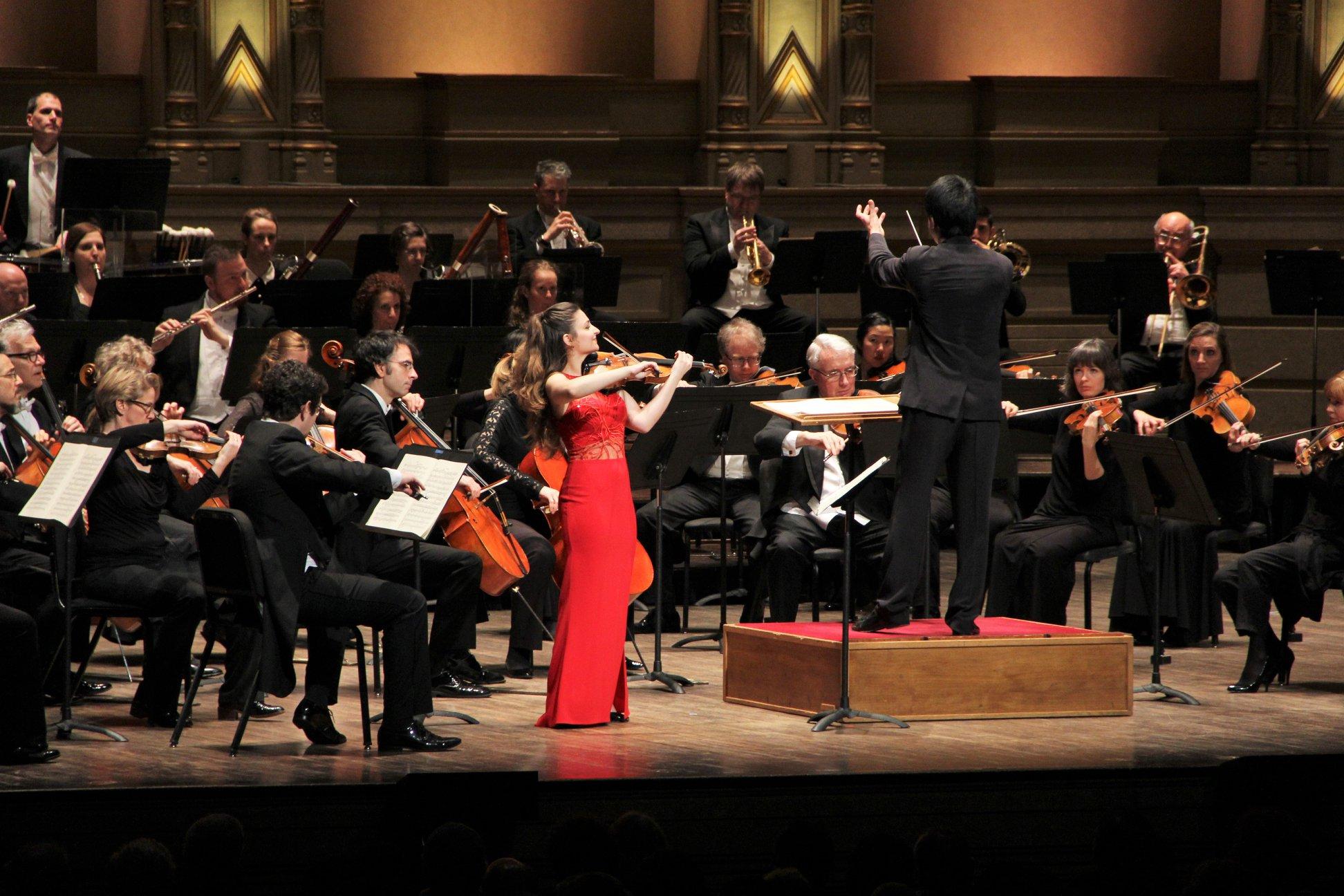 Photo courtesy of Vancouver Symphony Orchestra