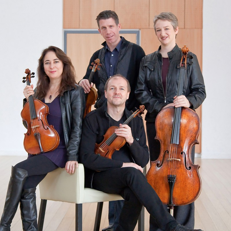 THE POWER OF THE CONTEMPORARY STRING QUARTET: A SPLENDID