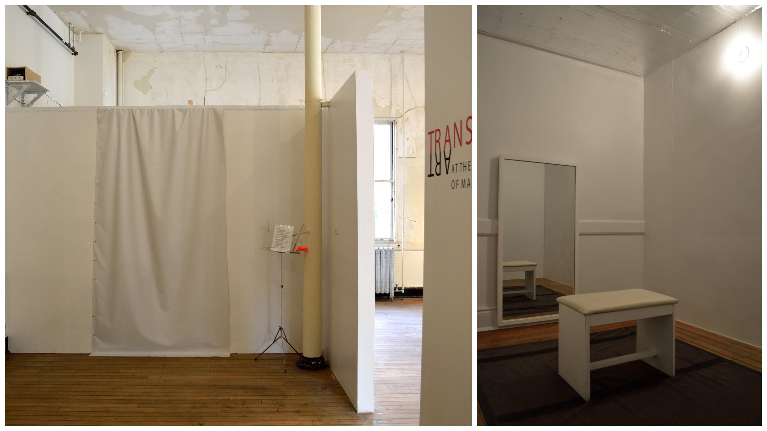 Untitled (disappear darkroom, Version B)