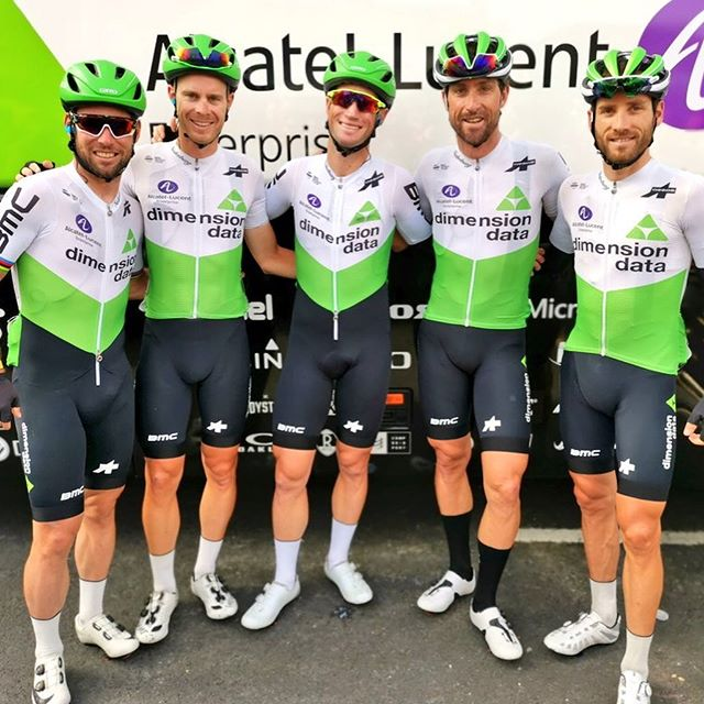A massive thank you to all the riders, staff and sponsors @teamdidata Its been a blast. I'm very privilege to be part of @qhubeka to help make a difference in Africa. Also a big Merci @dougryd for your trust over the years ✋