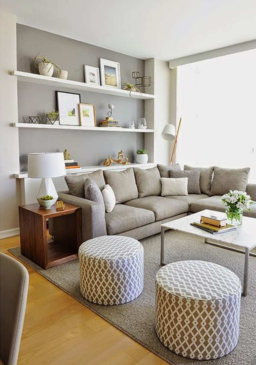- ContemporaryThis style of decorating is again light and mutted colors.So simple composition photography with white and earthy colors would suit this type of style best.
