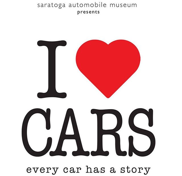 Coming in November... our new exhibit entitled I ❤️ Cars! This exhibit will feature cars owned and loved by our amazing volunteers and supporters! Each car has a story, come learn about them.  Also, be sure to join us for our exhibit opening party on Friday, November 1 from 5 p.m. to 7 p.m. here at #AutoToga!  Details and tickets are on our website (link in bio)! #DiscoverSaratoga #Cars #carlovers #ilovecars #classiccars #classicautomobiles #carspotting #NYSMuseums #carexhibition #carmuseum