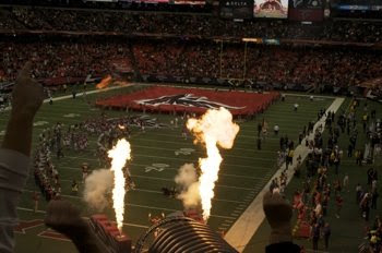 NFL action