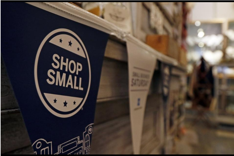 Shop Small - Read up on Columbus's Small Business Saturday