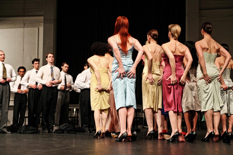 Tanztheater Wuppertal PinaBausch