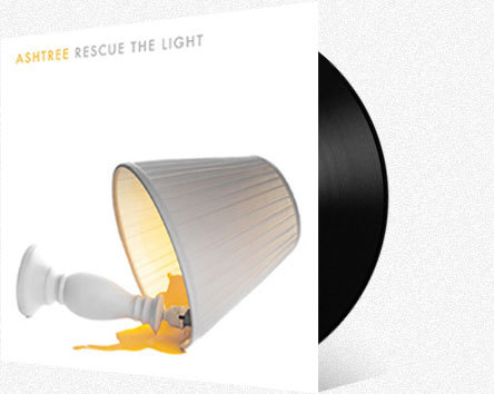 ASHTREE     Rescue The Light LP    DIGITAL DOWNLOAD (ITUNES)