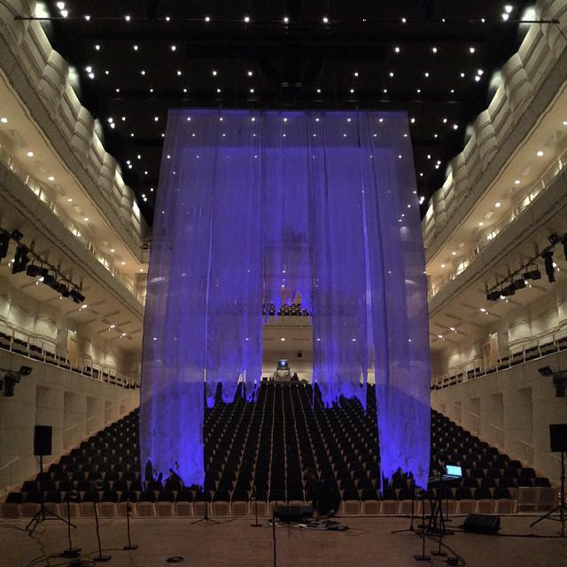Konzerthaus, Dortmund. Photo: Own