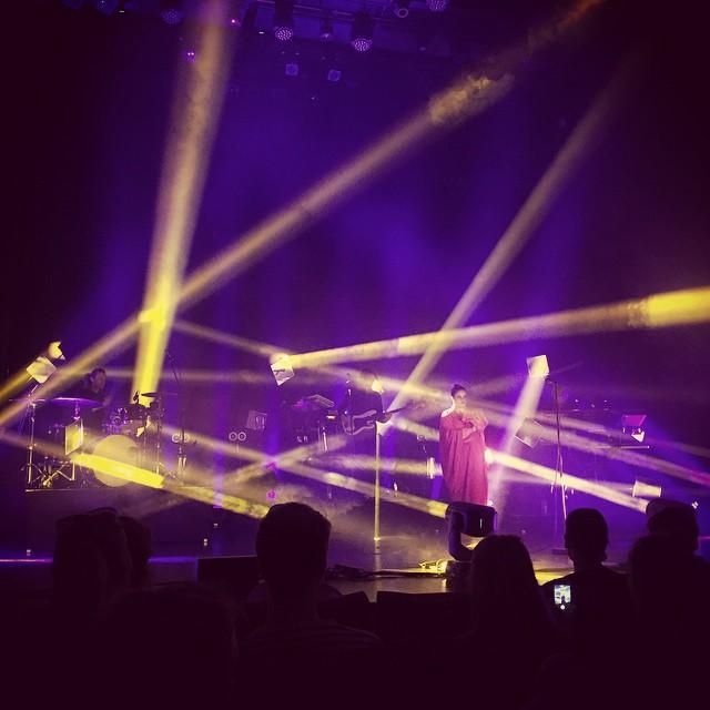 Uppsala Konsert och Kongress, Uppsala. Photo: Instagram