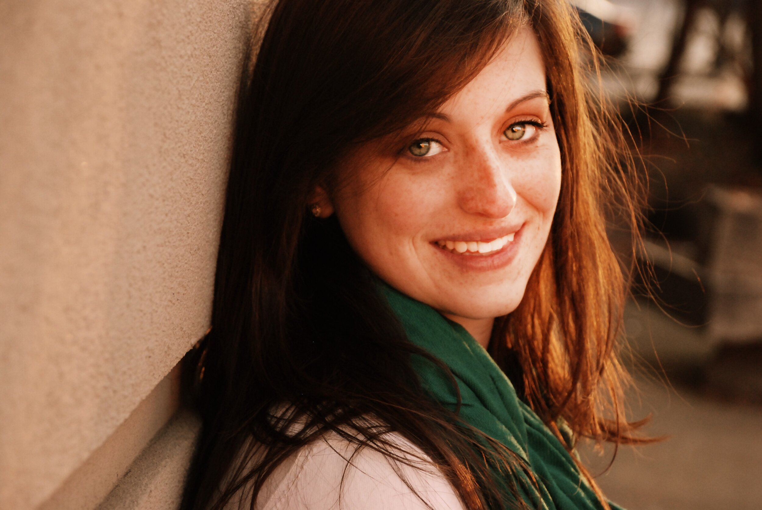 Erin - Erin Styron, a Franklin native, began her journey with dance at age five. She was classically trained in modern, ballet, tap, and jazz at Franklin School of Performing Arts. In 2013, she received a BFA in Dance from Ohio State. Erin has performed and studied with several distinguished choreographers including Meghan Durham-Wall, Susan Hadley, Bebe Miller, Olivier Tarpaga and Abby Yager. In conjunction with performing, she presented choreography at OSU and around the city of Columbus. During her time at the university, Erin specialized in dance education and using dance to help people with disabilities. She believes that dance can be for everyone and enjoys sharing her passion for dance with children and adults of all abilities. Currently, she is an instructor with Dance In Bloom, Metro Parks Dance Division, as well as Backlight Productions. Erin is excited to share her love for dance with Epiphany Dance Partners.