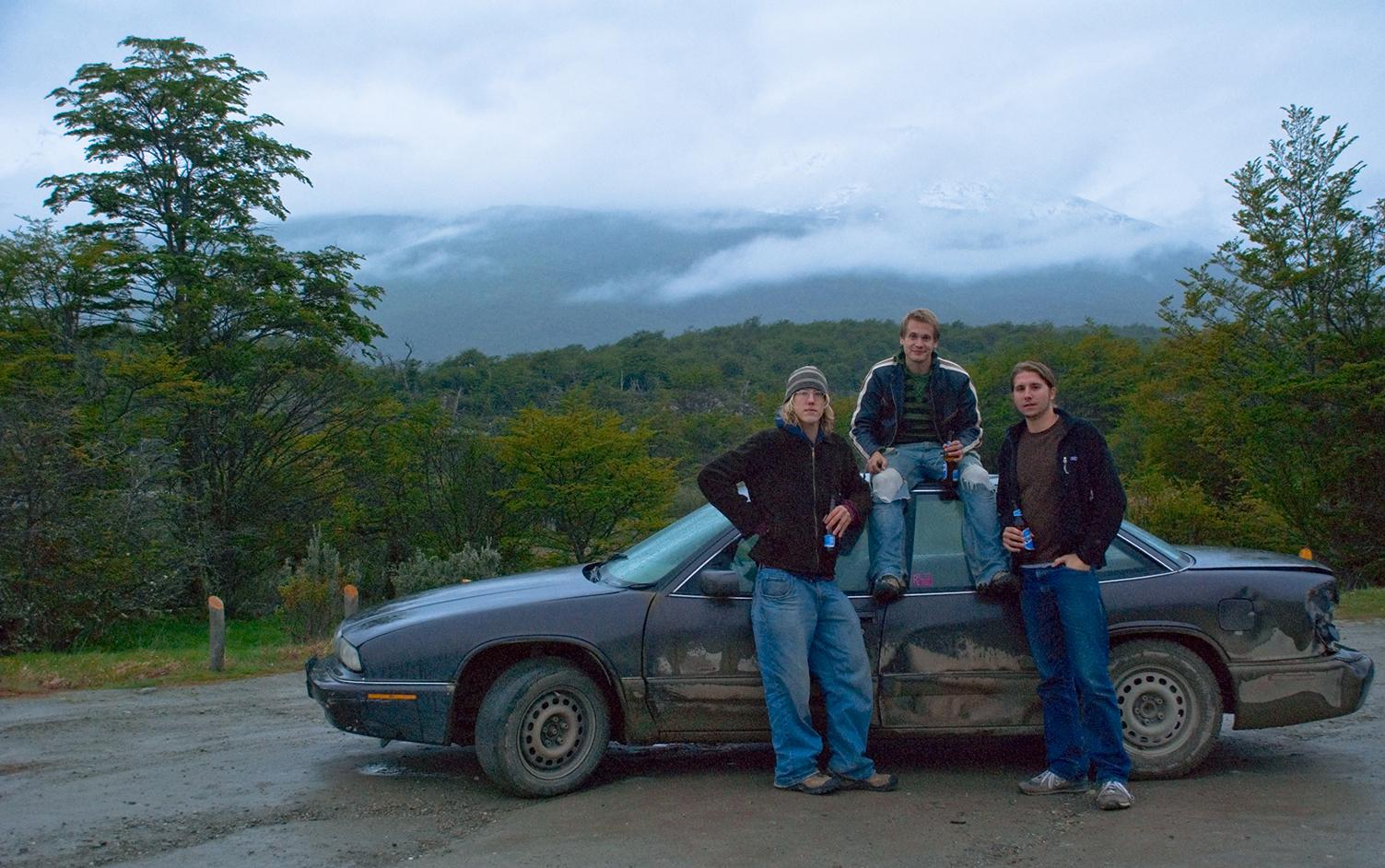 End of the Road: Tip of Tierra del Fuego