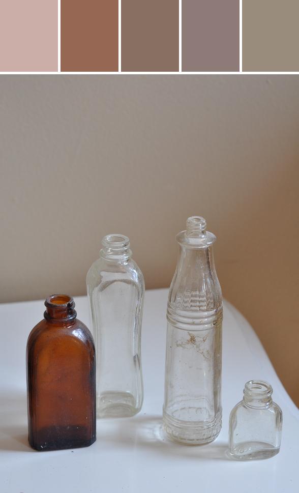 dead horse bay bottles, still life.