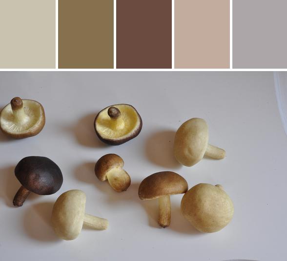 faux mushroom, still life.